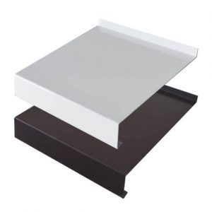 Aluminium Buiten Vensterbanken met Polyester Gecoat