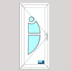 Voordeur OKS 8