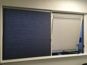 Raamdecoratie voor draaikiep ramen